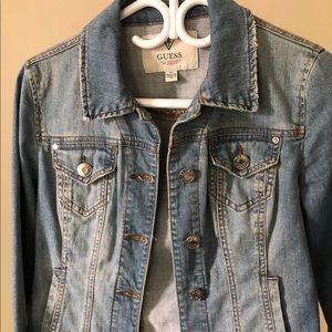 Guess Women's Jean Jacket